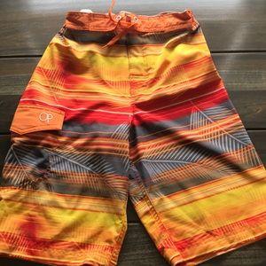Boys Op Swimsuit Size XL (14-16)
